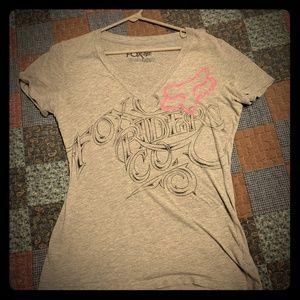 $5cute fox shirt